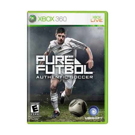 Jogo Pure Futbol: Authentic Soccer - Xbox 360