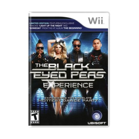 Jogo The Black Eyed Peas Experience (Limited Edition) - Wii