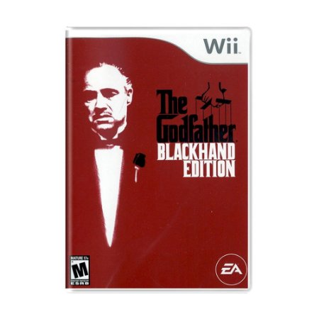 Jogo The Godfather (Blackhand Edition) - Wii