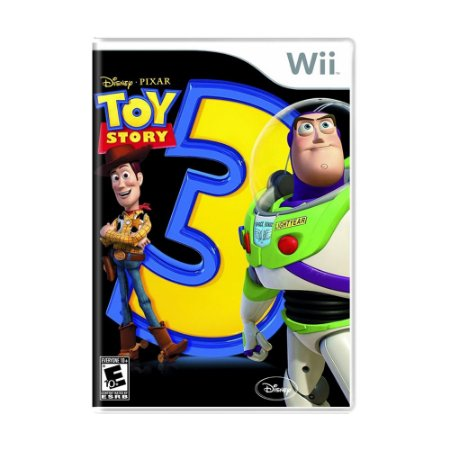 Jogo Toy Story 3: The Video Game - Wii
