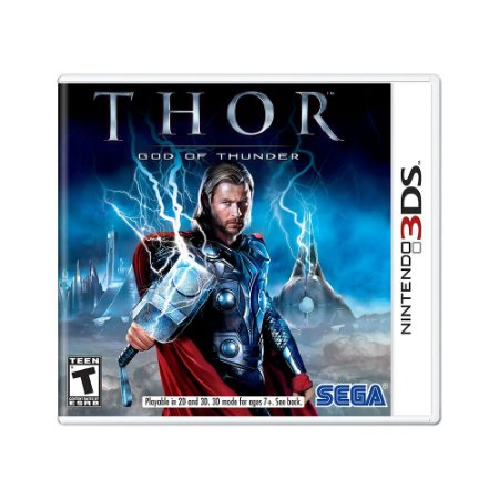 Jogo Thor: God of Thunder - 3DS