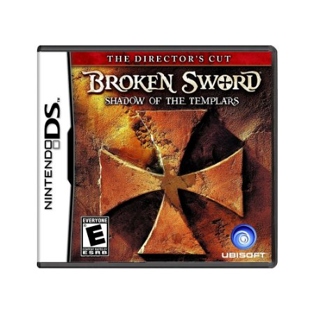 Jogo Broken Sword: Shadow of the Templars (The Director's Cut) - DS