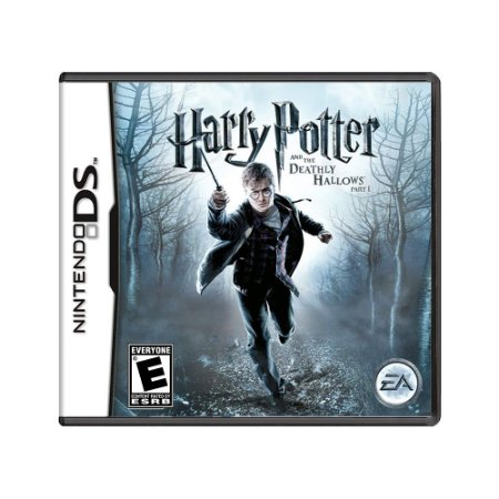 Jogo Harry Potter and the Deathly Hallows: Part 1 - DS