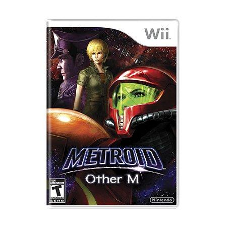 Jogo Metroid: Other M - Wii