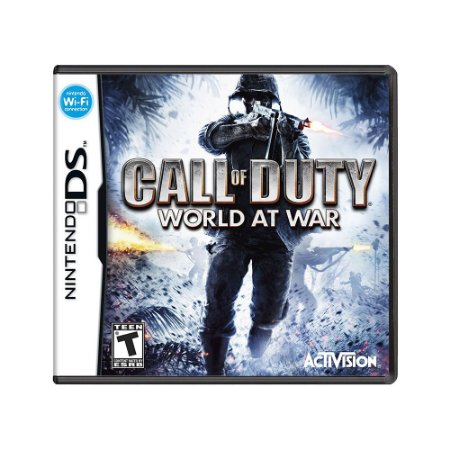 Jogo Call of Duty: World at War - DS