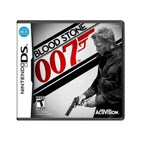 Jogo Blood Stone 007 - DS