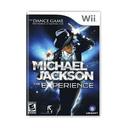 Jogo Michael Jackson: The Experience - Wii