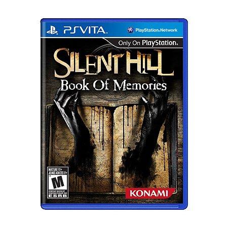 Jogo Silent Hill: Book Of Memories - PS Vita