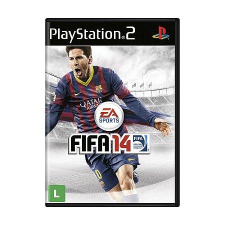 Jogo FIFA 14 - PS2
