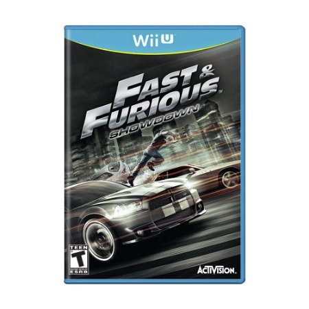 Jogo Fast & Furious: Showdown - Wii U