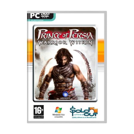 Jogo Prince of Persia: Warrior Within - PC
