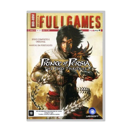 Jogo Prince of Persia: The Two Thrones - PC