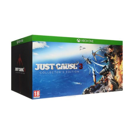 Jogo Just Cause 3 (Collector's Edition) - Xbox One