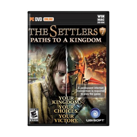Jogo The Settlers 7: Paths to a Kingdom - PC