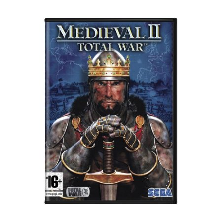 Jogo Medieval II: Total War - PC