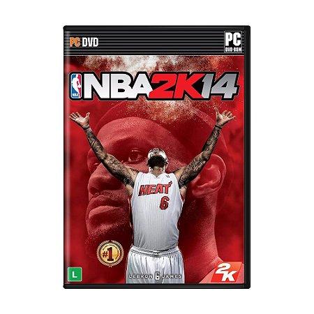 Jogo NBA 2K14 - PC