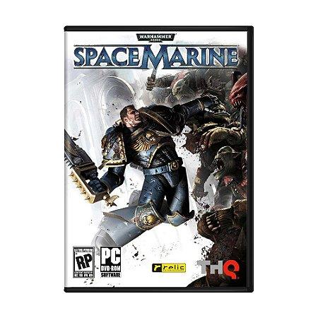 Jogo Warhammer 40.000: Space Marine - PC
