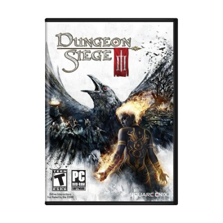 Jogo Dungeon Siege III - PC