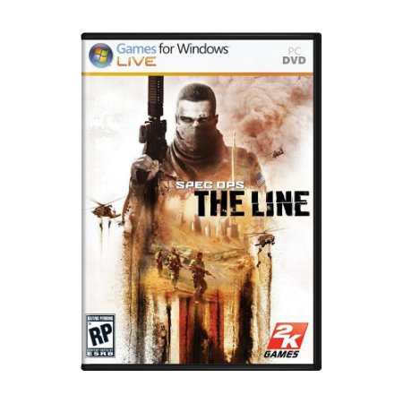Jogo Spec Ops: The Line - PC