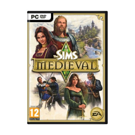 Jogo The Sims: Medieval - PC