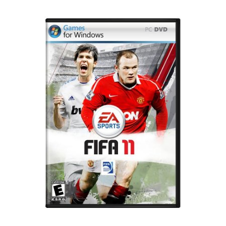 Jogo FIFA Soccer 11 - PC