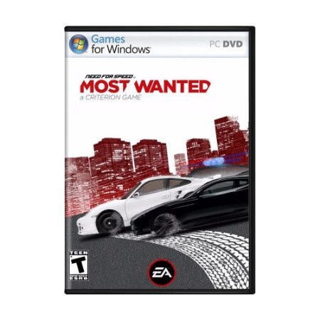 Jogo Need for Speed: Most Wanted (2012) - PC