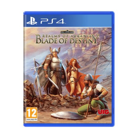 Jogo Realms of Arkania: Blade of Destiny - PS4