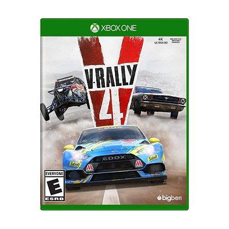 Jogo V-Rally 4 - Xbox One