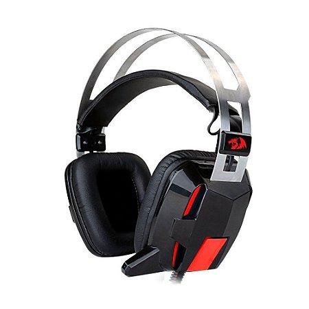 Headset Gamer Lagopasmutus 2 (H201-1) com fio - Redragon