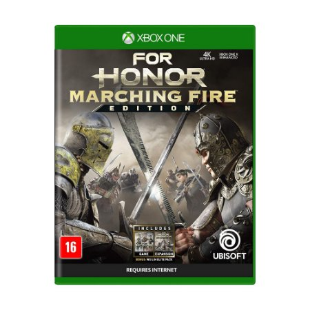 Jogo For Honor (Marching Fire Edition) - Xbox One