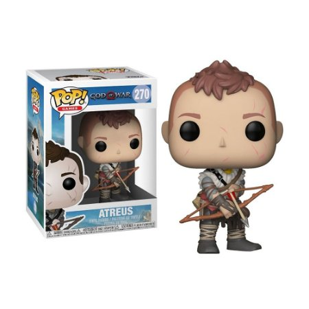 Boneco Atreus 270 God of War - Funko Pop