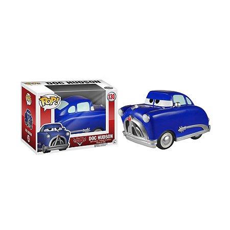 Boneco Doc Hudson 130 Carros - Funko Pop