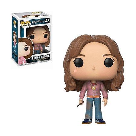 Boneco Hermione Granger 43 Harry Potter - Funko Pop