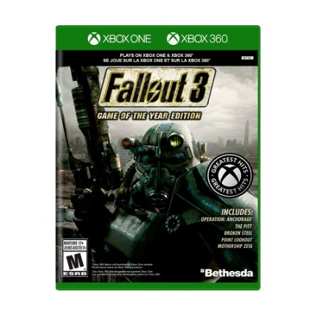 Jogo Fallout 3 (Game of The Year Edition) - Xbox One