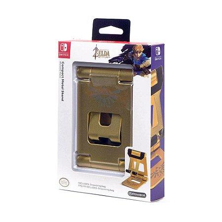 Estande de Metal Compacto PowerA (The Legend of Zelda: Breath of the Wild) - Switch