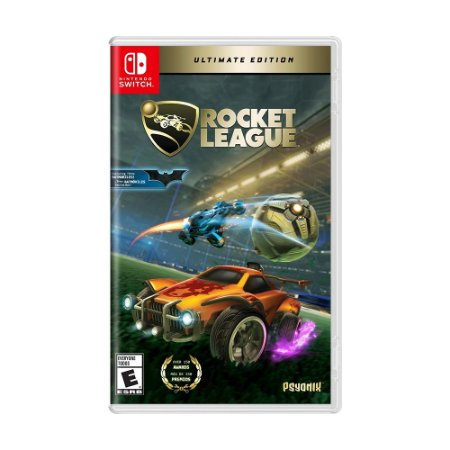 Jogo Rocket League (Ultimate Edition) - Switch