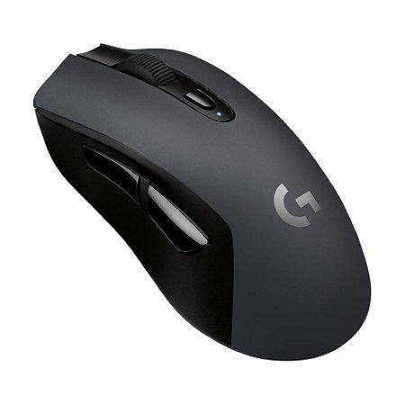 Mouse Gamer Logitech G603 12000DPI sem fio