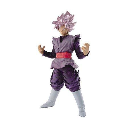 Action Figure Goku Black SSJ Rosé (Blood of Saiyans) Dragon Ball Super - Banpresto