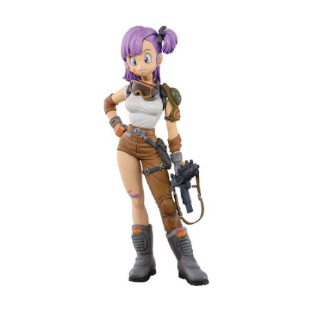 Action Figure Bulma (Ending Color) Dragon Ball - Banpresto