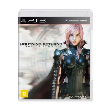 Jogo Lightning Returns: Final Fantasy XIII - PS3
