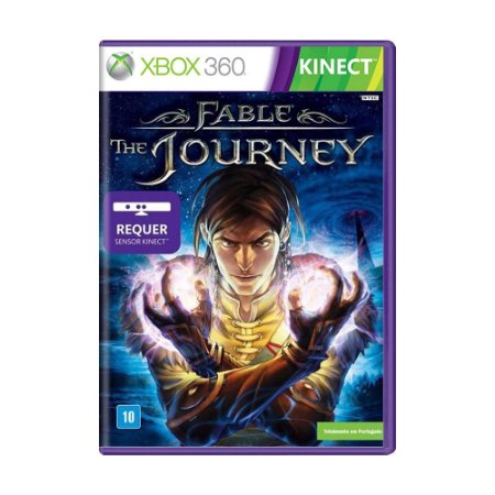 Jogo Fable: The Journey - Xbox 360