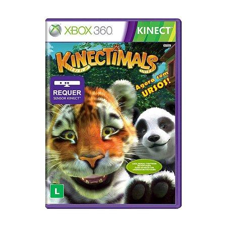 Jogo Kinectimals: Agora com Ursos! - Xbox 360