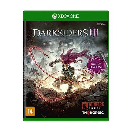 Jogo Darksiders III (Edição de Lançamento) - Xbox One