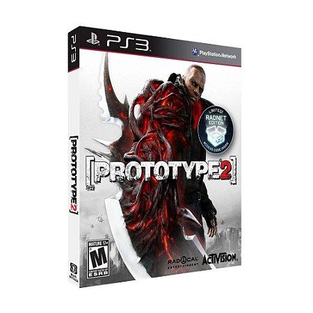 Jogo Prototype 2 (Limited Radnet Edition) - PS3