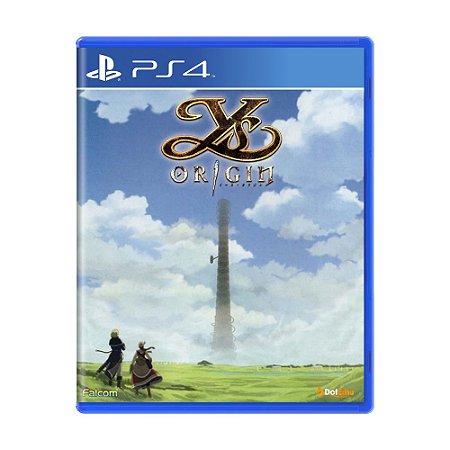 Jogo Ys Origin - PS4