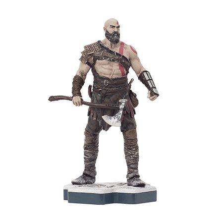 Boneco Kratos 07 God of War - Totaku