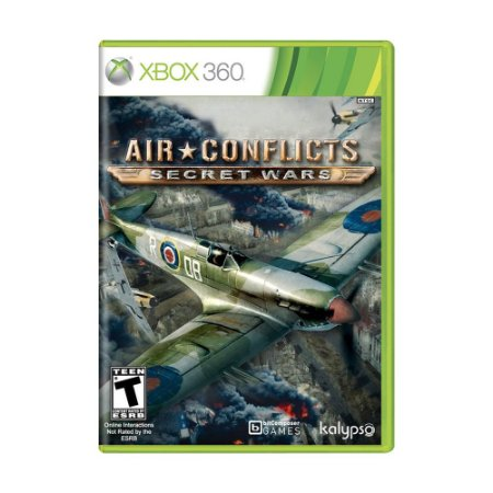 Jogo Air Conflicts: Secret Wars - Xbox 360