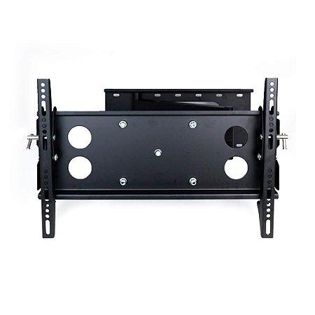 Suporte P/ TV Biarticulado de Ferro LCD/Led/Plasma 23-37 Polegadas
