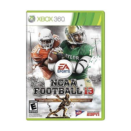 Jogo NCAA Football 13 - Xbox 360
