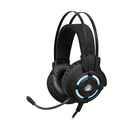 Headset Gamer Nemesis 5+ 0058 LED 7.1 com fio - PC